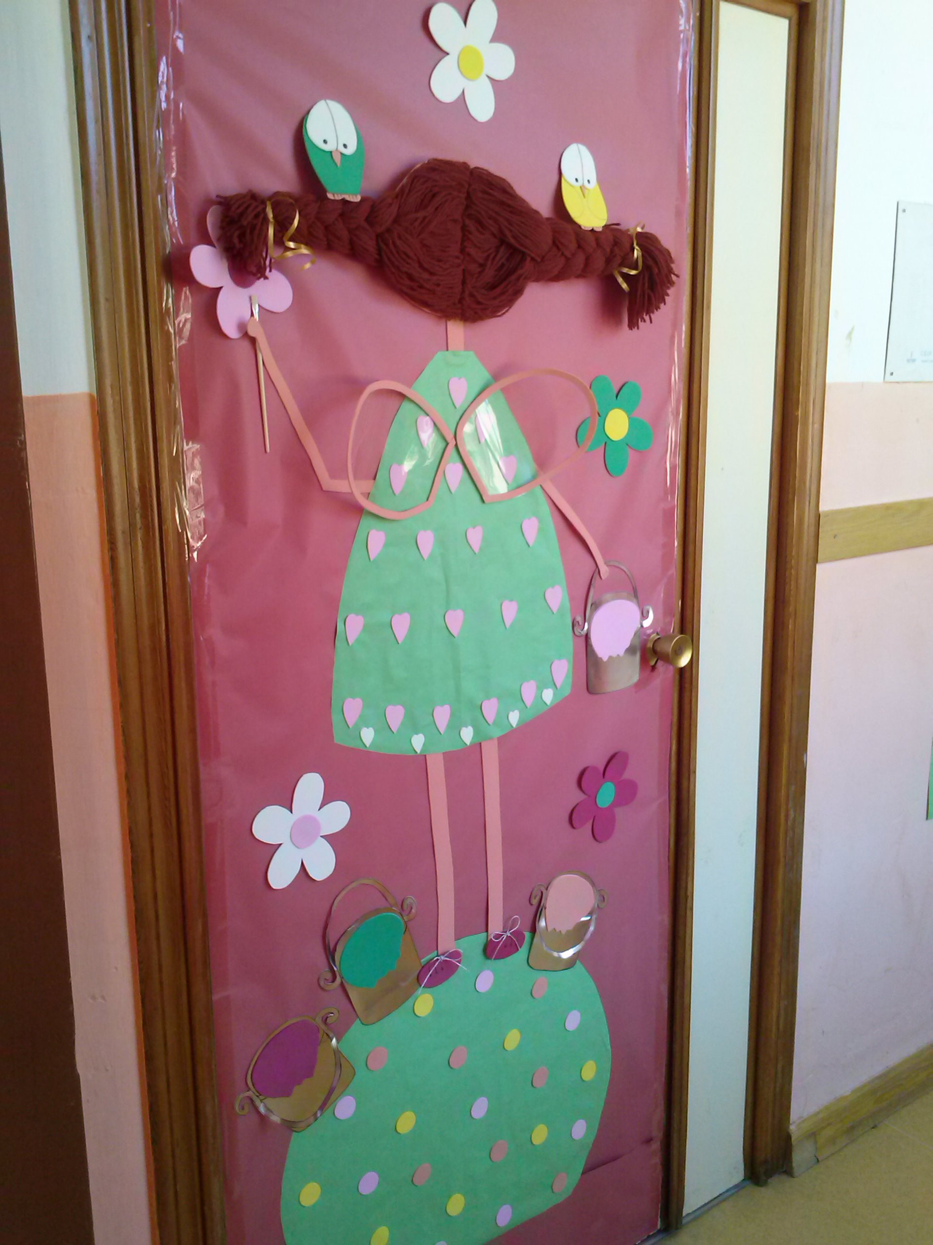 decoraci n de puertas cuentos populares ceip pablo